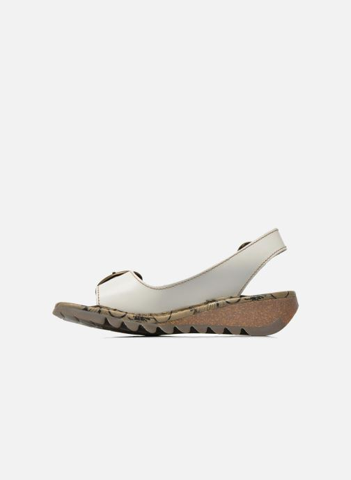 Sandali e scarpe aperte Fly London Tram 723 Bianco immagine frontale
