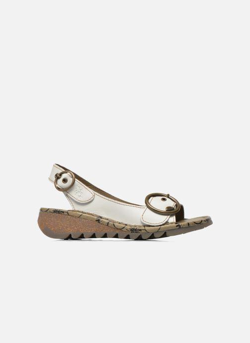 Sandali e scarpe aperte Fly London Tram 723 Bianco immagine posteriore