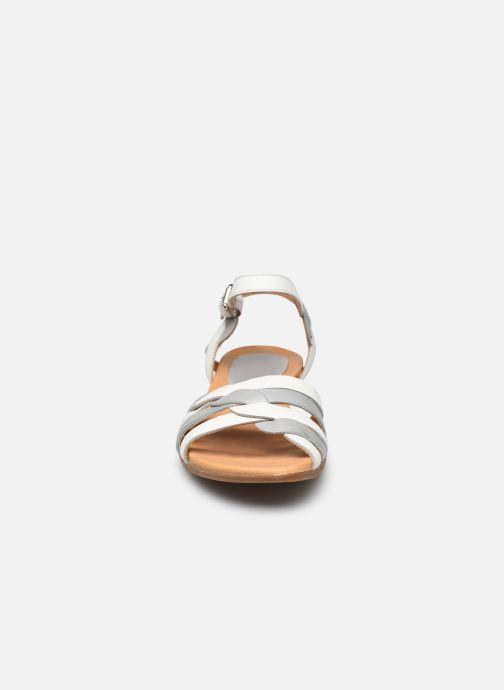 Sandales et nu-pieds Pikolinos Alcudia 816-0662 Blanc vue portées chaussures
