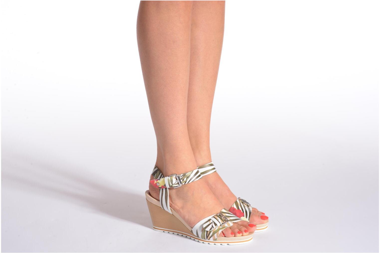 Sandales et nu-pieds Pikolinos Bali W7F-PR0593C1 Multicolore vue bas / vue portée sac
