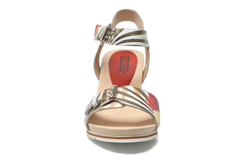 Sandales et nu-pieds Pikolinos Bali W7F-PR0593C1 Multicolore vue portées chaussures