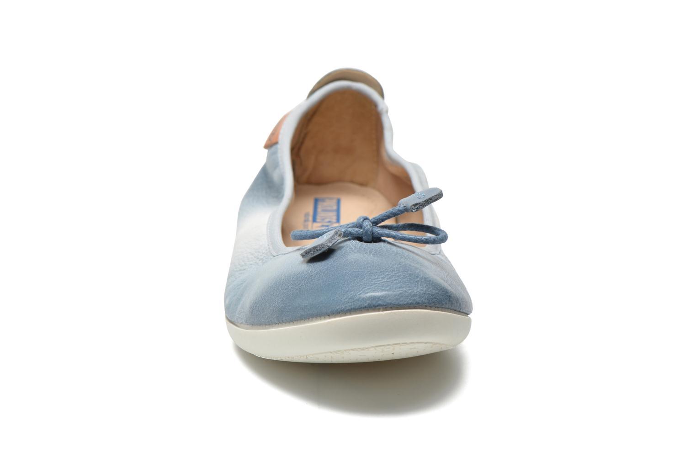 Ballerines Pikolinos Bora Bora W7E-DG2513 Bleu vue portées chaussures