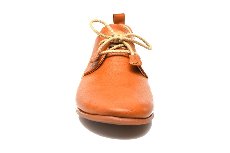 Chaussures à lacets Pikolinos Calabria 917-7123 Marron vue portées chaussures