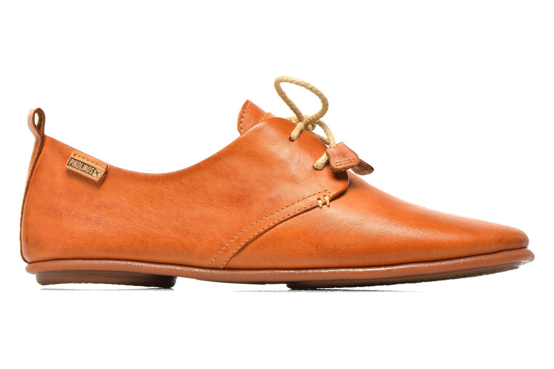 Chaussures à lacets Pikolinos Calabria 917-7123 Marron vue derrière