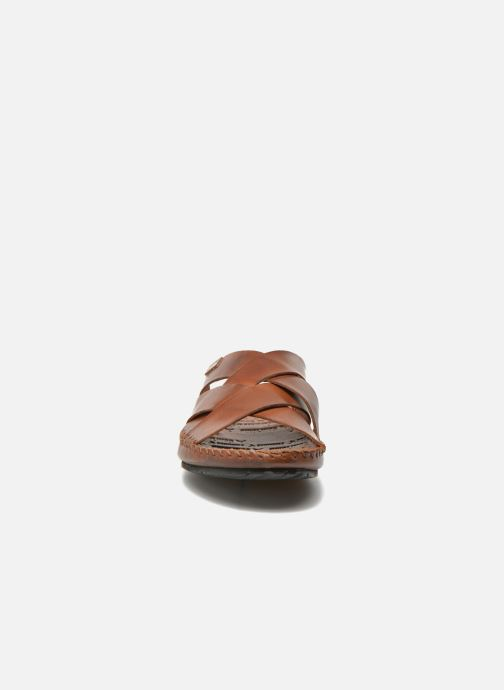 Sandali e scarpe aperte Pikolinos Tarifa 06J-0015 Marrone modello indossato