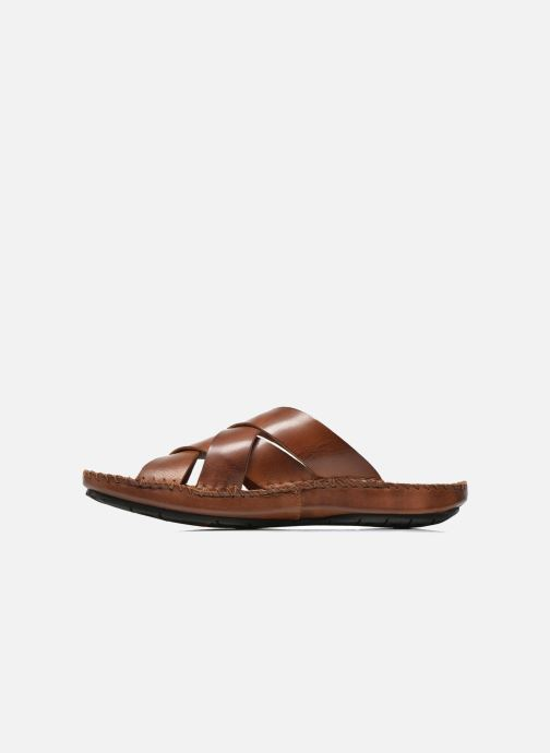 Sandali e scarpe aperte Pikolinos Tarifa 06J-0015 Marrone immagine frontale