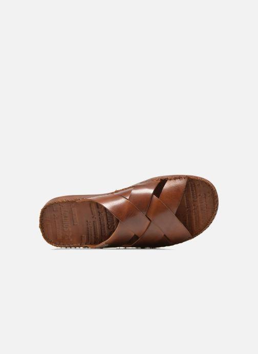 Sandali e scarpe aperte Pikolinos Tarifa 06J-0015 Marrone immagine sinistra