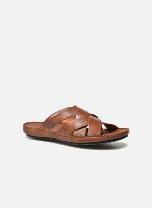 Sandales et nu-pieds Pikolinos Tarifa 06J-0015 Marron vue détail/paire