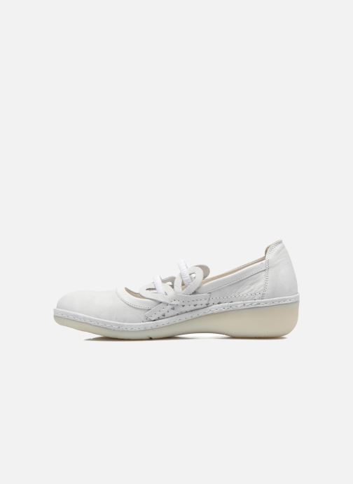 Ballet pumps Dkode Nilda White front view