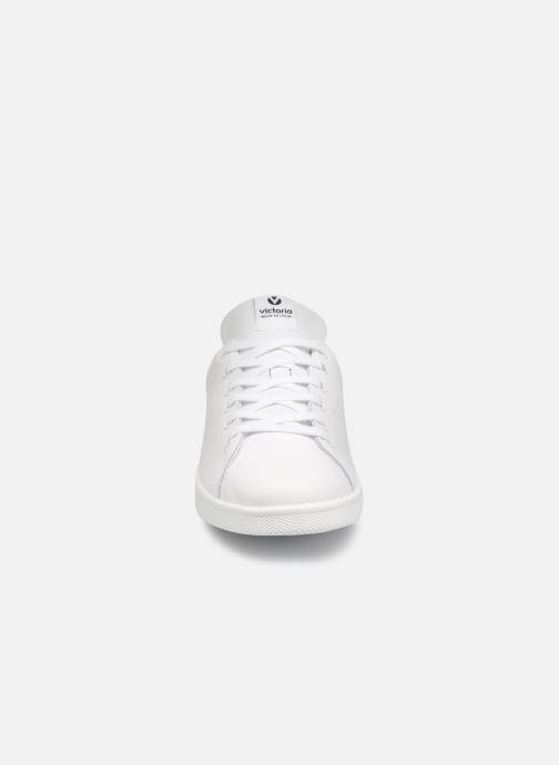Sneakers Victoria Deportivo Piel Wit model