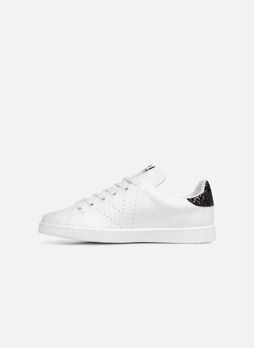 Sneakers Victoria Deportivo Piel Bianco immagine frontale