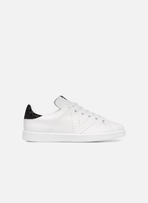 Sneakers Victoria Deportivo Piel Bianco immagine posteriore