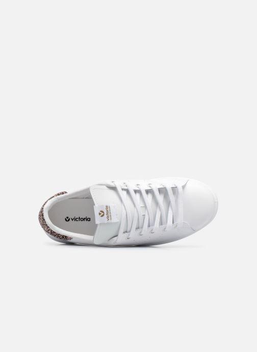Sneakers Victoria Deportivo Piel Roze rechts