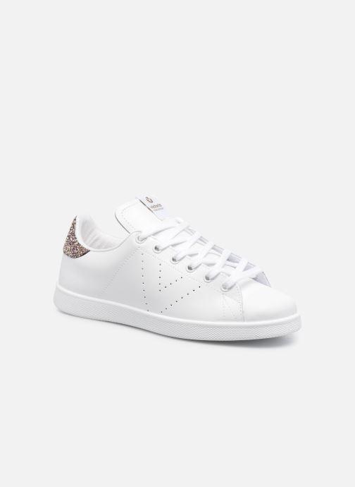 Sneakers Victoria Deportivo Piel Roze detail
