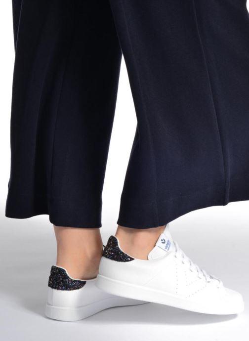 Sneakers Victoria Deportivo Piel Wit onder