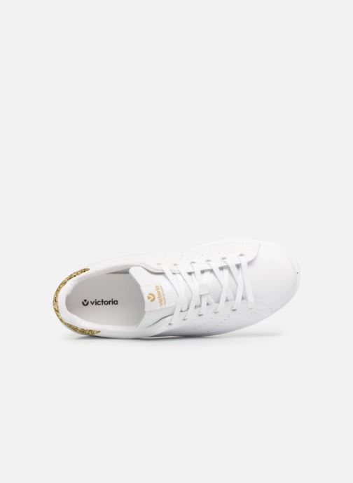 Sneakers Victoria Deportivo Piel Goud en brons links
