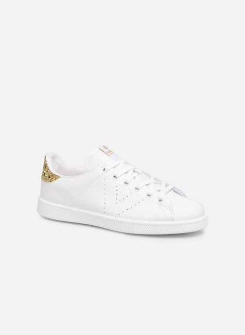 Sneakers Victoria Deportivo Piel Goud en brons detail