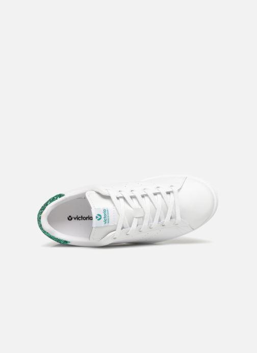 Sneaker Victoria weiß Deportivo 356328 Piel q81C0T
