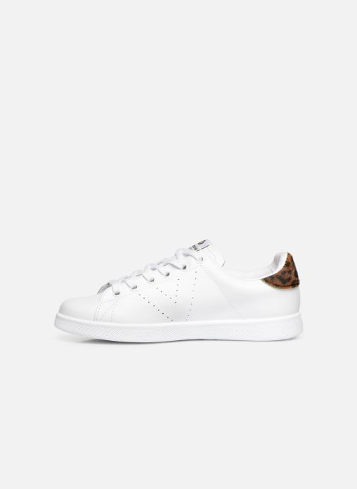 Trainers Victoria Deportivo Piel White front view