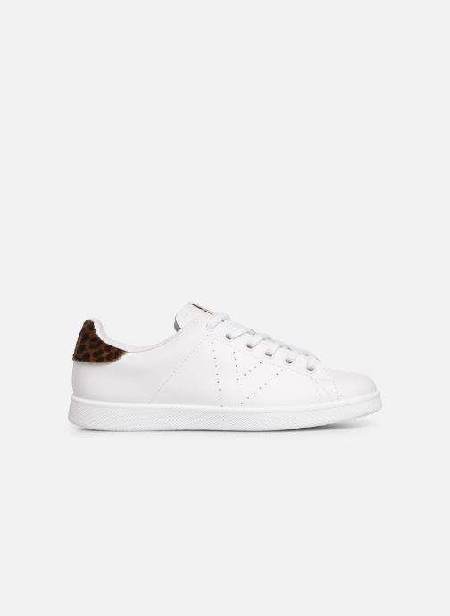 Trainers Victoria Deportivo Piel White back view