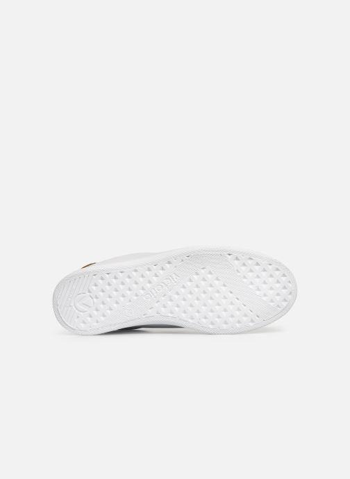 Sneakers Victoria Deportivo Piel Wit boven