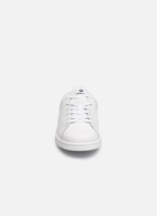 Sneaker Victoria Deportivo Piel weiß schuhe getragen