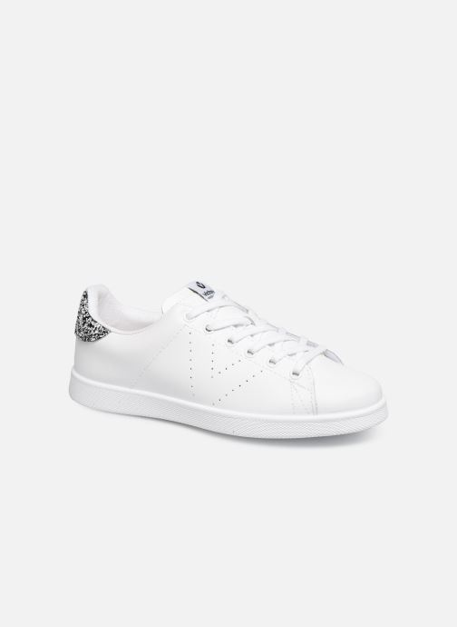 Trainers Victoria Deportivo Piel White detailed view/ Pair view