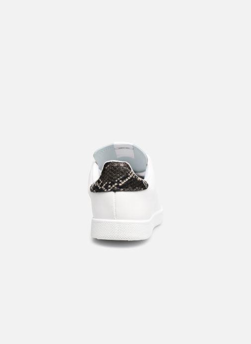 Sneakers Victoria Deportivo Piel Nero immagine destra