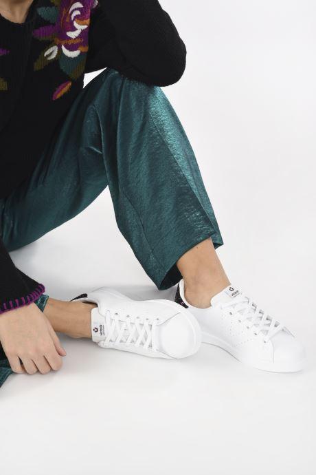 Sneakers Victoria Deportivo Piel Viola immagine dal basso