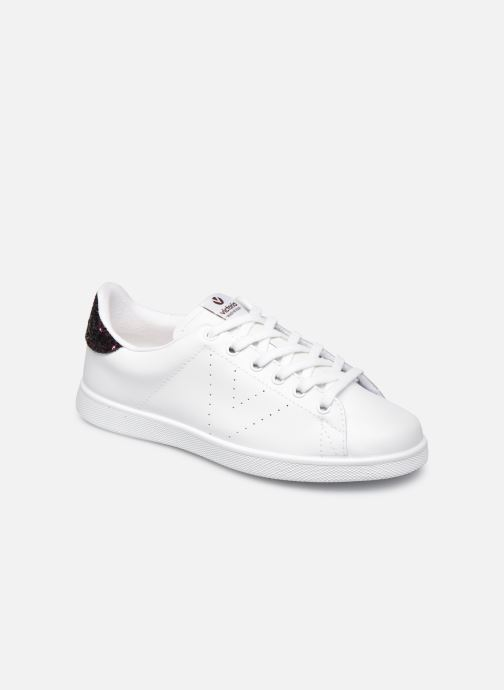 Sneakers Donna Deportivo Piel