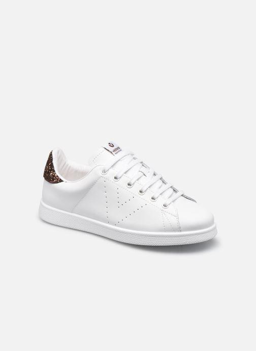 Sneakers Donna Tenis Piel W