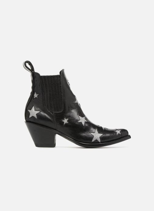 Bottines et boots Mexicana Circus Noir Brillant Noir vue derrière