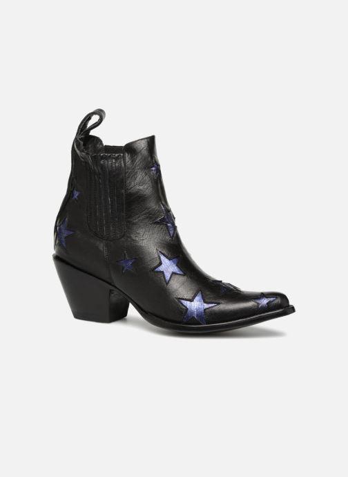 Bottines et boots Mexicana Circus Noir Brillant Noir vue détail/paire