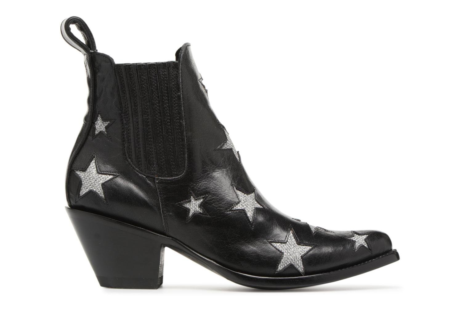 Ankle boots Mexicana Circus Black back view