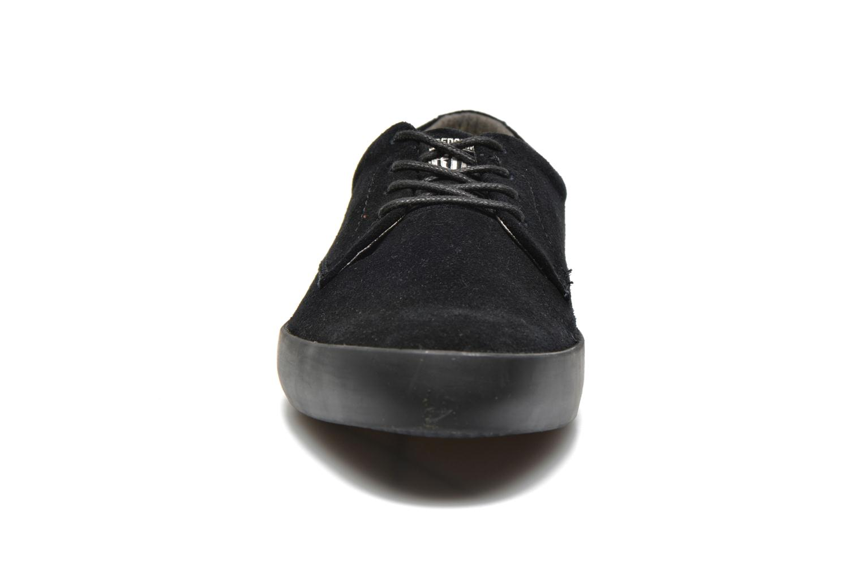 Baskets Redskins Yagou Noir vue portées chaussures
