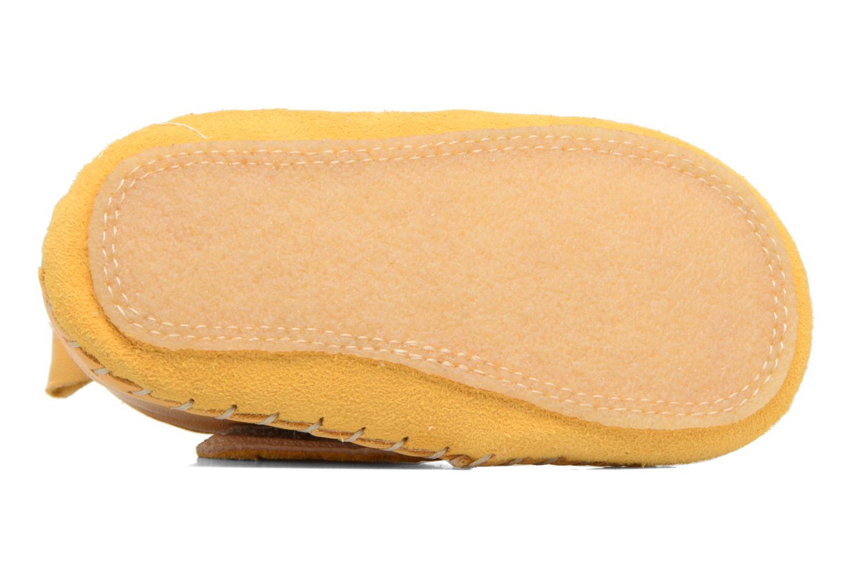 Slippers Easy Peasy Bomok Aile Yellow 3/4 view