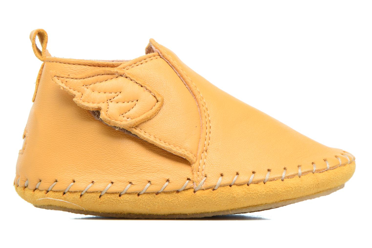 Slippers Easy Peasy Bomok Aile Yellow view from the left
