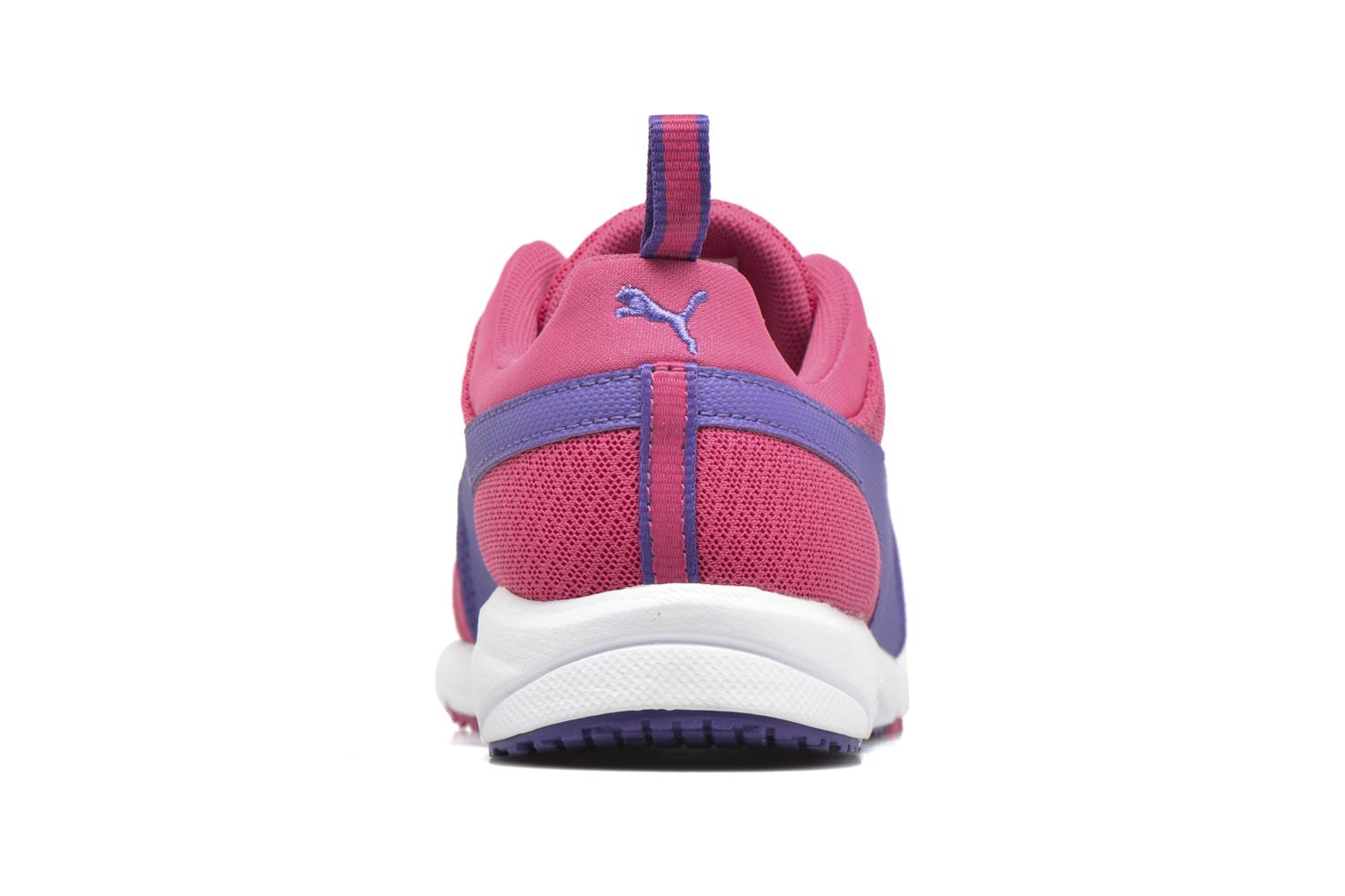 Trainers Puma Jr Carson Runner Purple view from the right