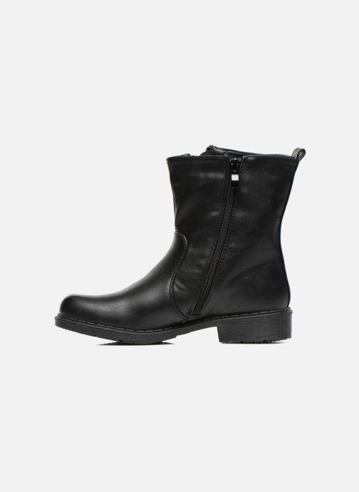 Bottines et boots Enza Nucci Monica Noir vue face