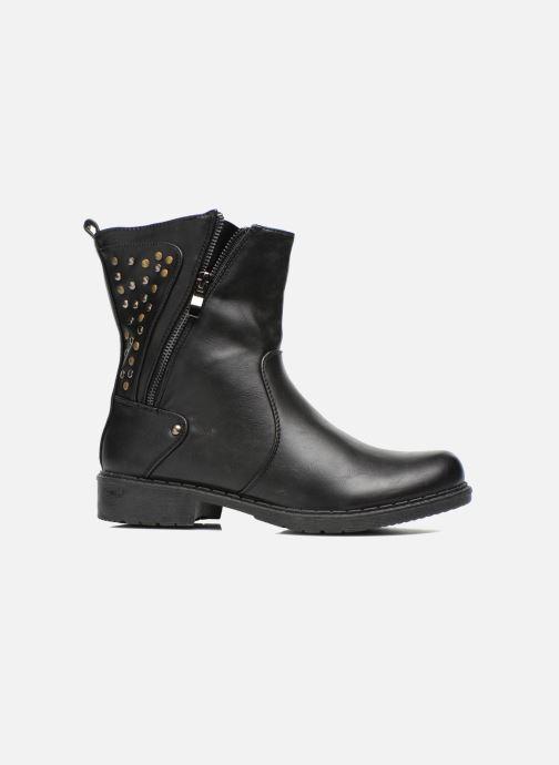 Ankle boots Enza Nucci Monica Black back view
