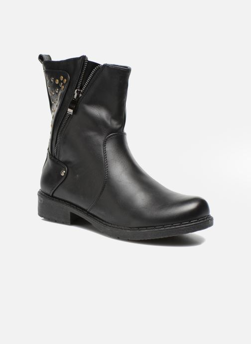 Ankle boots Enza Nucci Monica Black detailed view/ Pair view