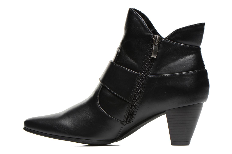 Bottines et boots Enza Nucci Maeva Noir vue face