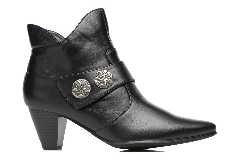 Bottines et boots Enza Nucci Maeva Noir vue derrière