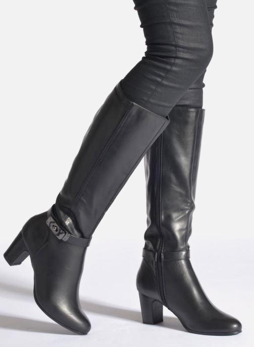 Boots & wellies Enza Nucci Louisa Black view from underneath / model view