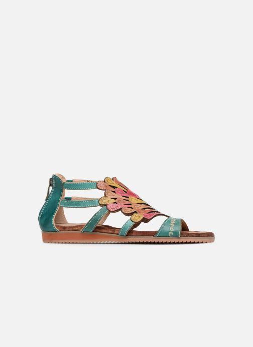 Sandales et nu-pieds Laura Vita Vaca Multicolore vue derrière