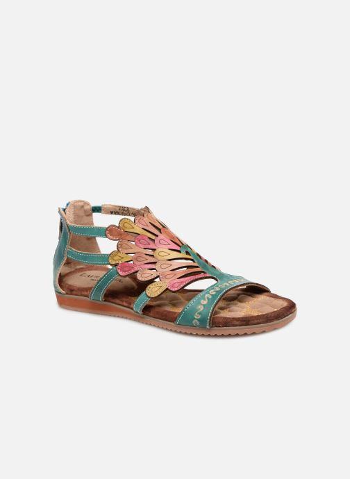 Sandales et nu-pieds Laura Vita Vaca Multicolore vue détail/paire