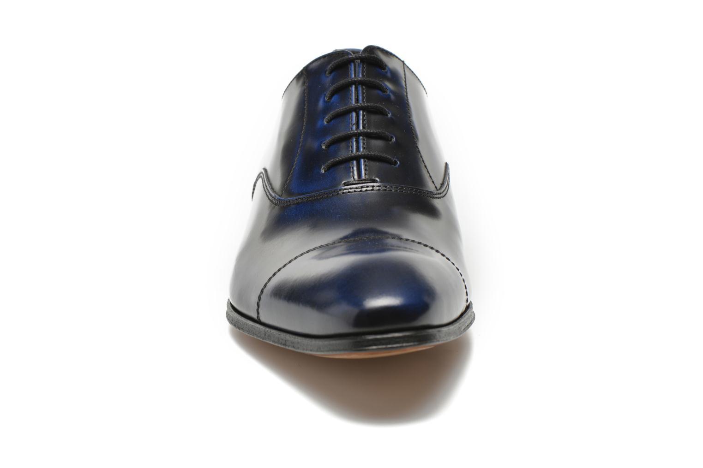 Chaussures à lacets Marvin&Co Parado Bleu vue portées chaussures