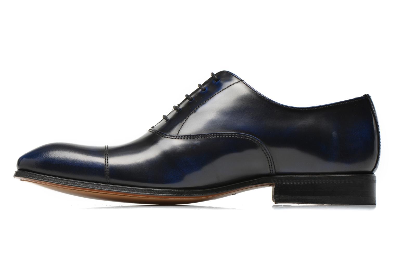 Chaussures à lacets Marvin&Co Parado Bleu vue face