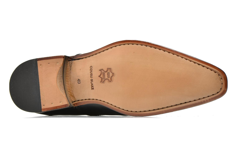 Chaussures à lacets Marvin&Co Parado Bleu vue haut