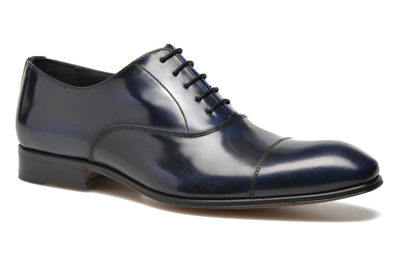 Chaussures à lacets Marvin&Co Parado Bleu vue détail/paire